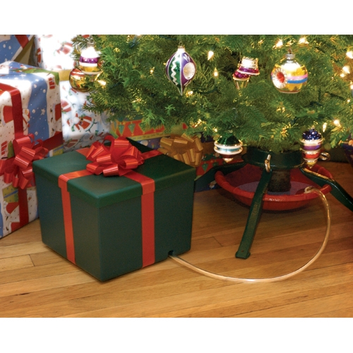 Automatic Christmas Tree: Gift Christmas Tree Watering System