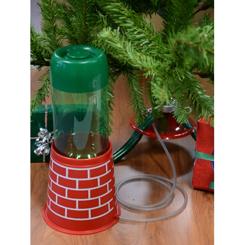 Christmas Tree Watering System.Tree Fountain Christmas Tree Watering System