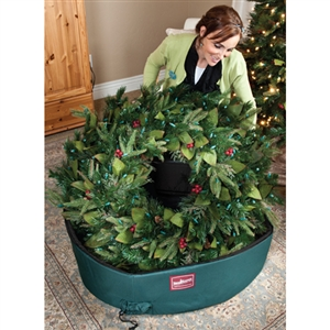 Christmas Wreath Storage Box