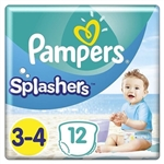 Pampers Splashers Swim Pants 3-4 (6-12kg)