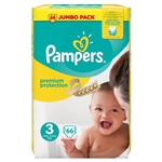 Pampers Nappies  New Baby 4-9kg