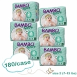 Bambo Nature Nappies Mini 3-6kg 30