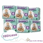 Bambo Nature Nappies Maxi 7-18kg 180