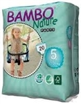 Bambo Nature Nappy Pants Junior 12-20kg  20