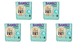 Bambo Nature Nappy Pants Junior   (12-20kg)  MULTIBUY 100 (20x5)