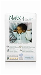 Nature Babycare Nappies Size 1 2-5kg 26 nappies