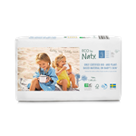 Naty Eco Baby Nappies Size 3 Double Pack 50pcs