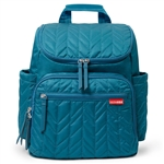 Skip Hop Forma Backpack Nappy Bag - Peacock