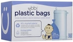 Ubbi Plastic Bag Case - 25 Nappy bags