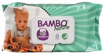 Bambo Nature Wipes 80pk