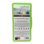 wotnot biodegradable baby wipes - Pkt 20