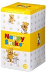 Nappy Sacks Gel Pack  300pk
