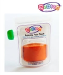Qubies Baby Food Storage Pouches - 10pk