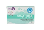 Baby U Goat Milk Baby Soap Bar 100g