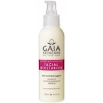 Gaia Natural Skin Care Facial Moisturiser - Lavender & Frankincense 125ml