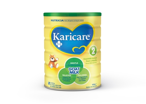 Karicare®+ Goat Milk Follow-On Formula Stage 2 from 6 months