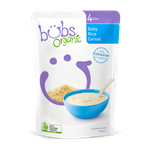 Organic Bubs Baby Rice Cereal (125g)