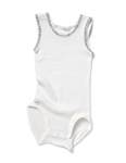 Bonds Baby Signature Singletsuit White - Size 0000