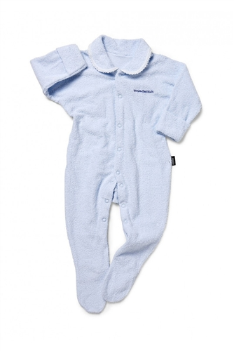 143f1051c3c Bonds Baby Wondersuit - Little Blue Size 0000