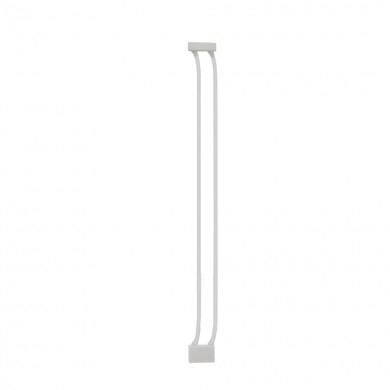 Dreambaby Tall Safety Gates Extension White 9cm