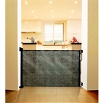 Dreambaby Retractable Gate black F943