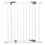 Dreambaby safety gate Liberty Tall with Stay-Open Feature F1961 White