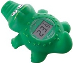 Dreambaby Room & Bath Thermometer - Crocodile