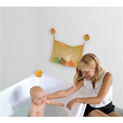 Dreambaby Deluxe Baby Bath Toy Bag