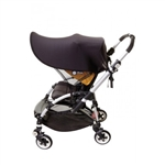 Dreambaby Large Strollerbuddy™ Extenda-Shade™ - Black