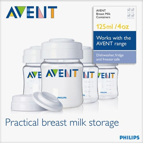 Avent Breast Milk PP Storage Containers buy at Gotoddlercomau