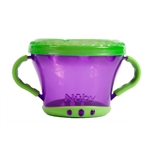 Nuby Snack Keeper 12m+ Purple/Green