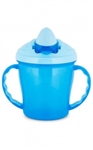 Heinz Baby Basics Free Flow Cup 6m+ BLUE