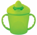 Heinz Baby Basics Free Flow Cup 6m+ GREEN