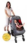 SnoozeShade Plus Deluxe Edition - The award winning pram and buggy blackout blind