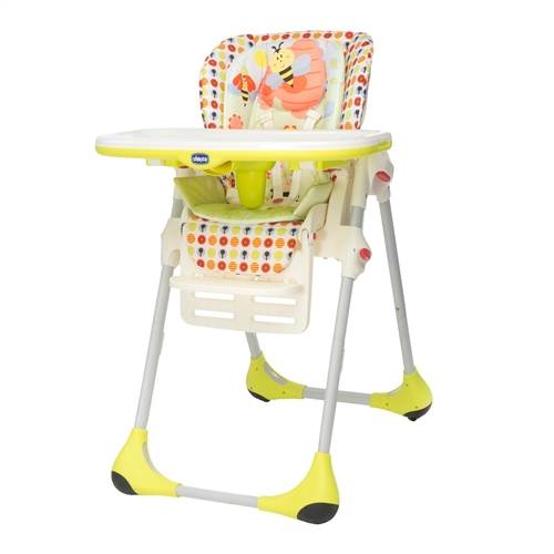 Charmant Chicco Polly Highchair Double Phase   Sunny