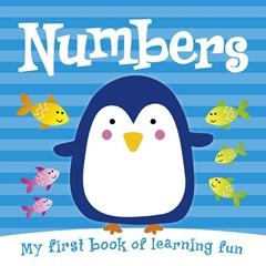 My First Book Of Learning Fun -  Numbers