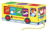 Animal Fun Little Library 1-4yrs