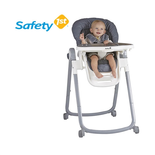 Safety 1st Lumbar Highchair - Pin Stripe  sc 1 st  GoToddler & Safety 1st Lumbar Highchair - Pin Stripe Online at Gotoddler.com.au