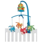 Playgro Musical Mobile Noahs Ark 0-5m