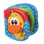 Playgro Splash Book 6m+