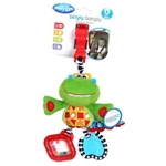 Playgro Dingly Dangly Snappy the Alligator 0m+