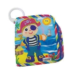 Lamaze Yo Yo Horace Soft Activity Book 0m+