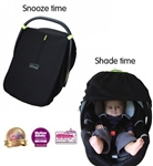 SnoozeShade - Infant Car Seat blackout blind