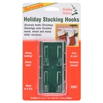 Party/Holiday Removable Stocking Hooks