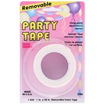 Party Removable Tape - Roll 120cm