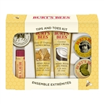 Burt's Bees Tips And Toe Kit
