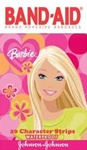 Band-Aid Barbie Waterproof 20 Strips
