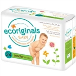 Ecoriginals Toddler Nappies 10-15kgs - 24