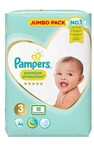 Premium Protection Jumbo Pack 6-10kg (66 Nappies)