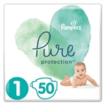Pampers Pure Protection Size 1 2kg 5kg